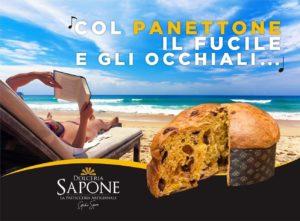 Dolceria Sapone Panettone ferragosto