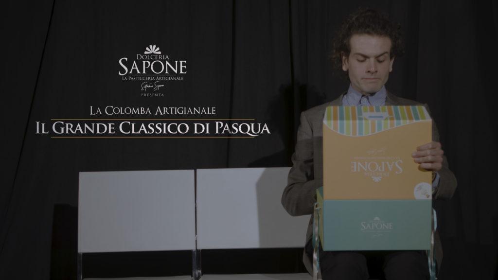 DOLCERIA SAPONE IL GRANDE CLASSICO DI PASQUA