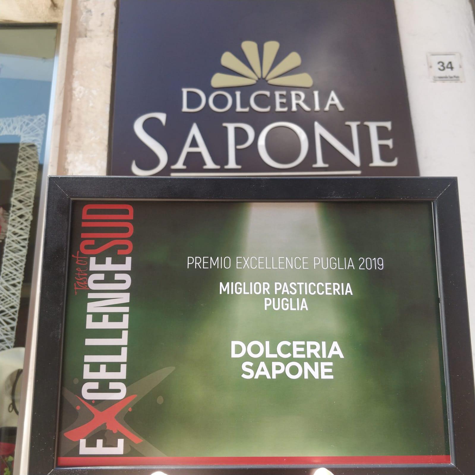 Migliore Pasticceria per Excellenxe Taste of Sud