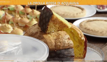 Il nostro Panettone alla Cipolla Rete4 - Dolceria Sapone - Eustachio Sapone