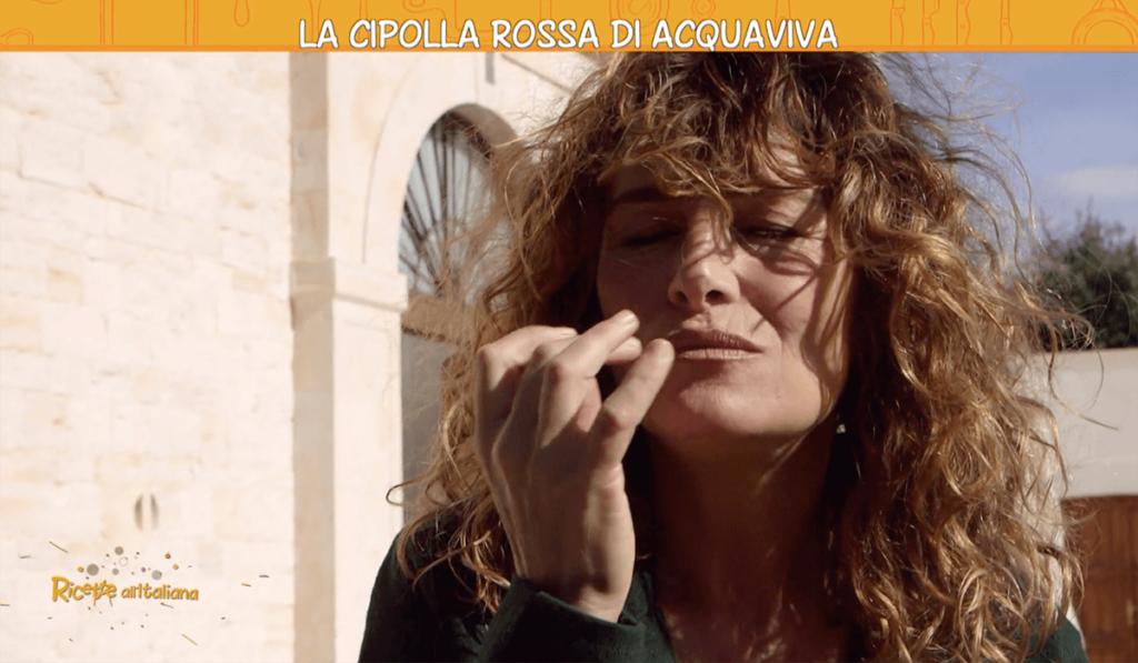 Il nostro Panettone alla Cipolla su Rete4 - Dolceria Sapone - Eustachio Sapone