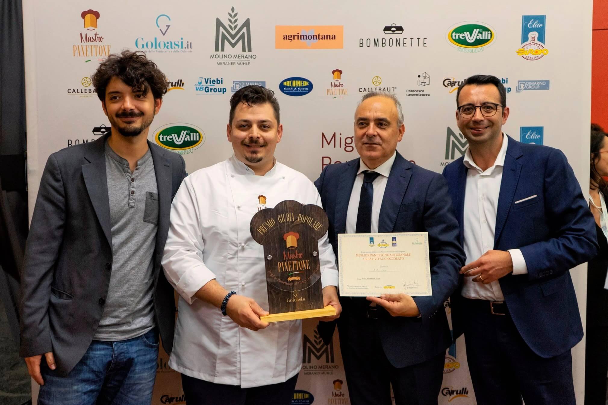 Mastro Panettone 2019 - Goloasi - Dolceria Sapone - Eustachio Sapone 1