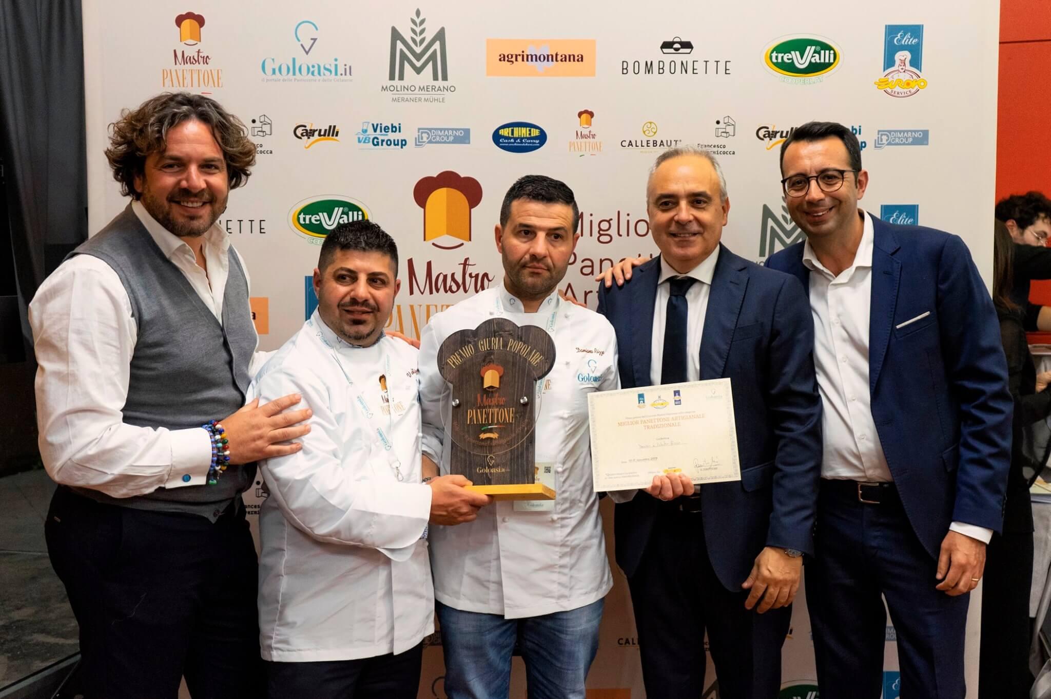 Mastro Panettone 2019 - Goloasi - Dolceria Sapone - Eustachio Sapone 10