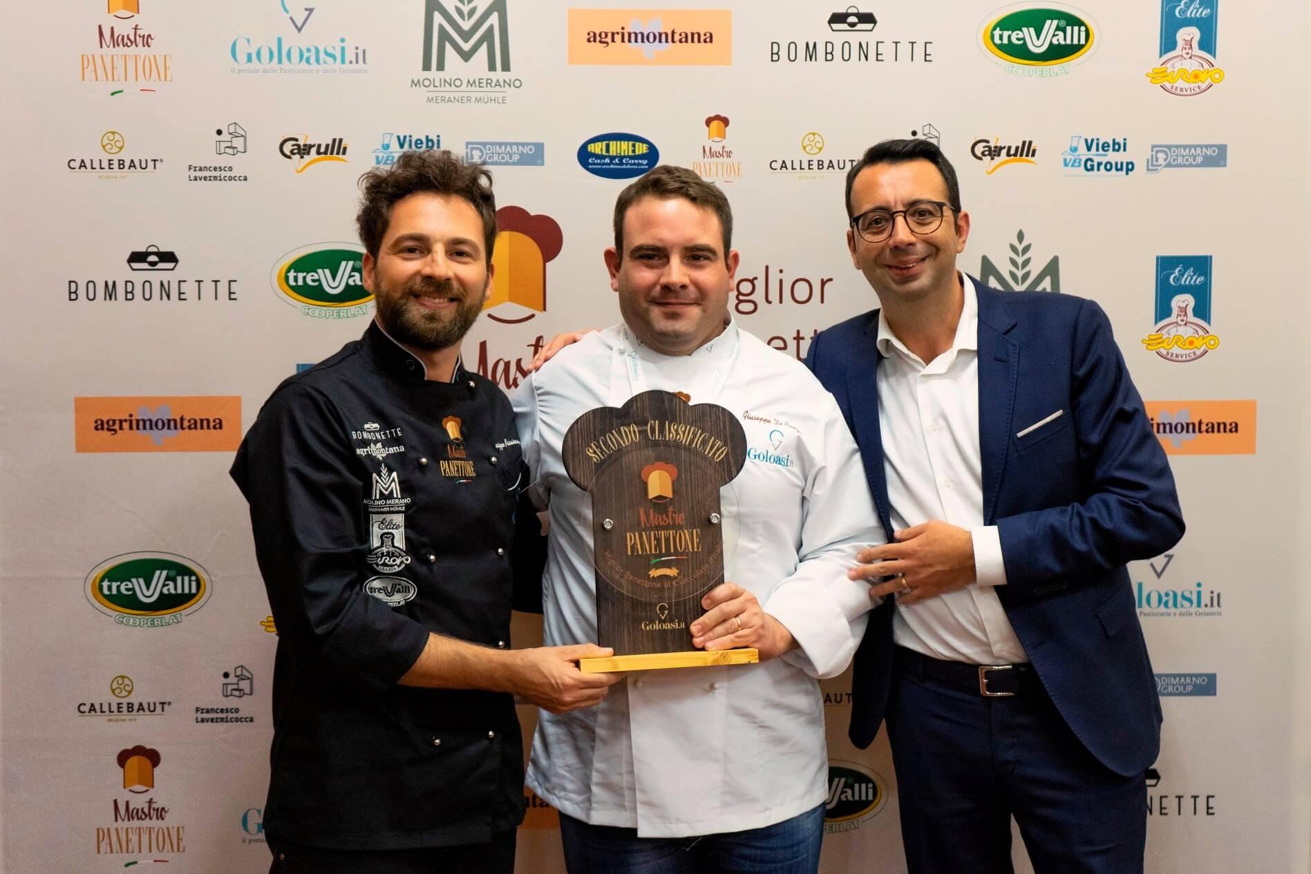Mastro Panettone 2019 - Goloasi - Dolceria Sapone - Eustachio Sapone 2
