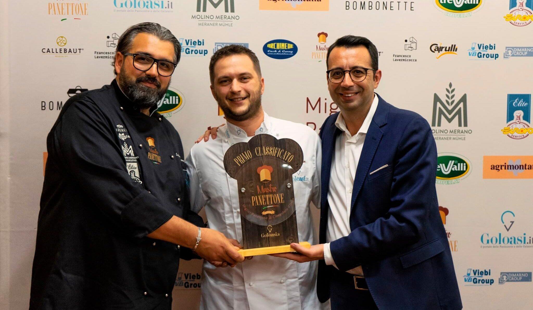 Mastro Panettone 2019 - Goloasi - Dolceria Sapone - Eustachio Sapone 3