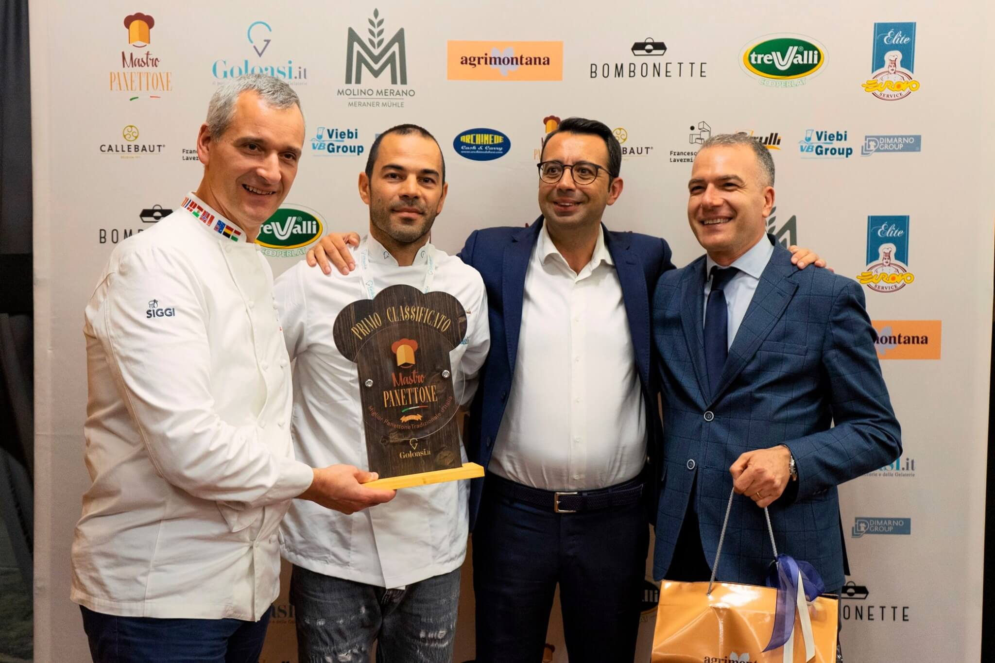 Mastro Panettone 2019 - Goloasi - Dolceria Sapone - Eustachio Sapone 5