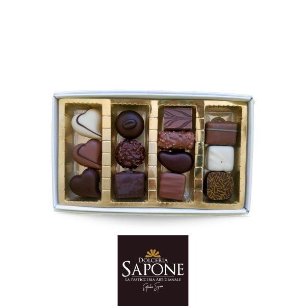 cioccolatini piccoli artigianali dolceria sapone
