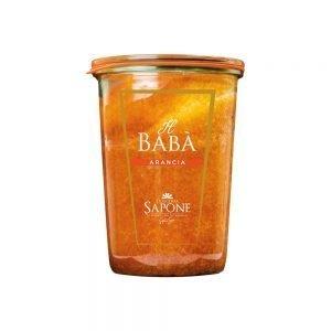 baba arancia dolceria sapone