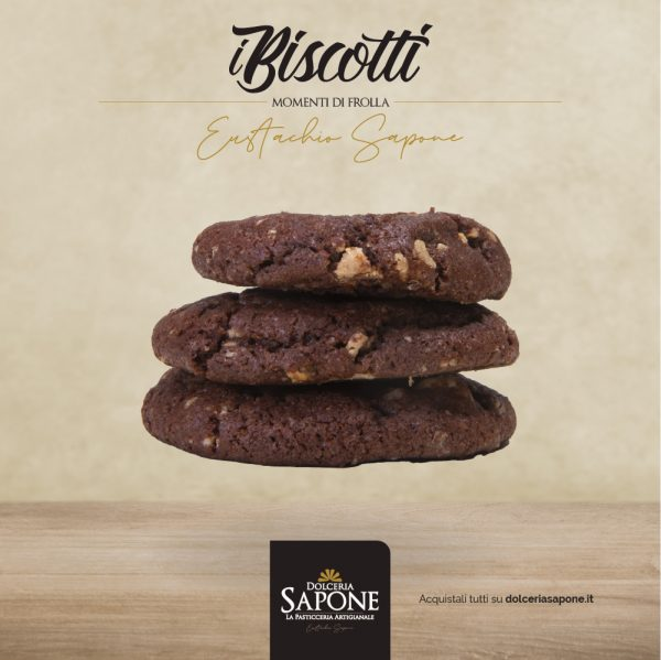 cookies al cioccolato dolceria sapone