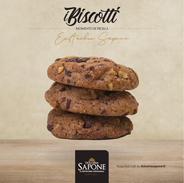 cookies dolceria sapone