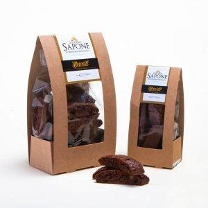 i biscotti cantucci al cioccolato dolceria sapone eustachio sapone