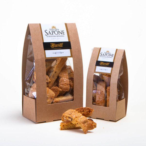 i biscotti cantucci classici dolceria sapone eustachio sapone