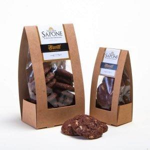 i biscotti cookies al cioccolato dolceria sapone eustachio sapone