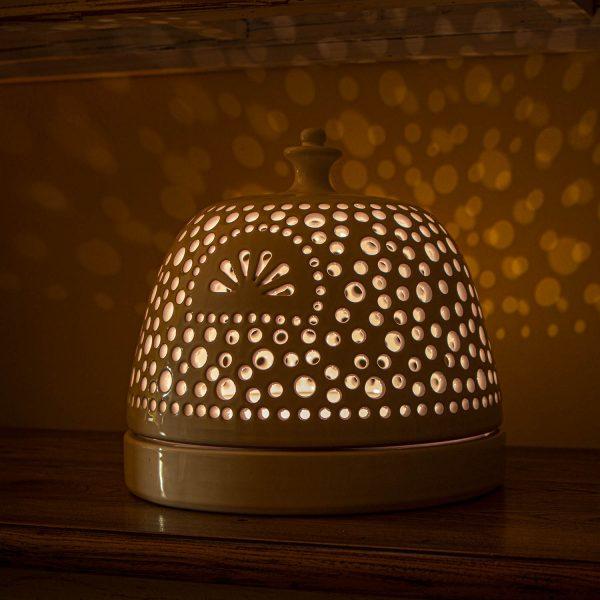 pugliettone lanterna di creta panettone pugliese di eustachio sapone