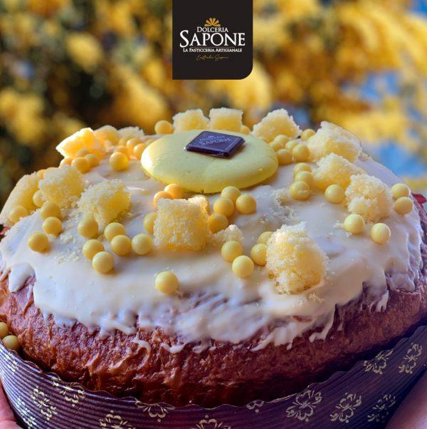 pan mimosa dolceria sapone eustachio sapone festa della donna 8 marzo