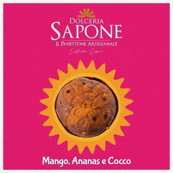 Mango-Ananas-e-Cocco dolceria sapone eustachio sapone panettone estate